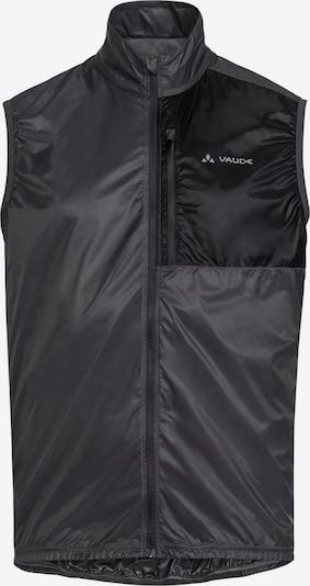 VAUDE Weste 'Moab II' in schwarz, Produktansicht