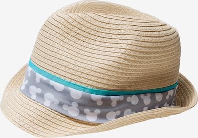 DISNEY Hut in beige / hellblau / lila / weiß, Produktansicht