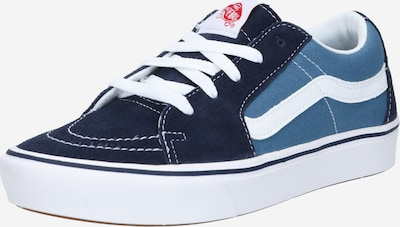 VANS Baskets basses en bleu / bleu marine / blanc, Vue avec produit