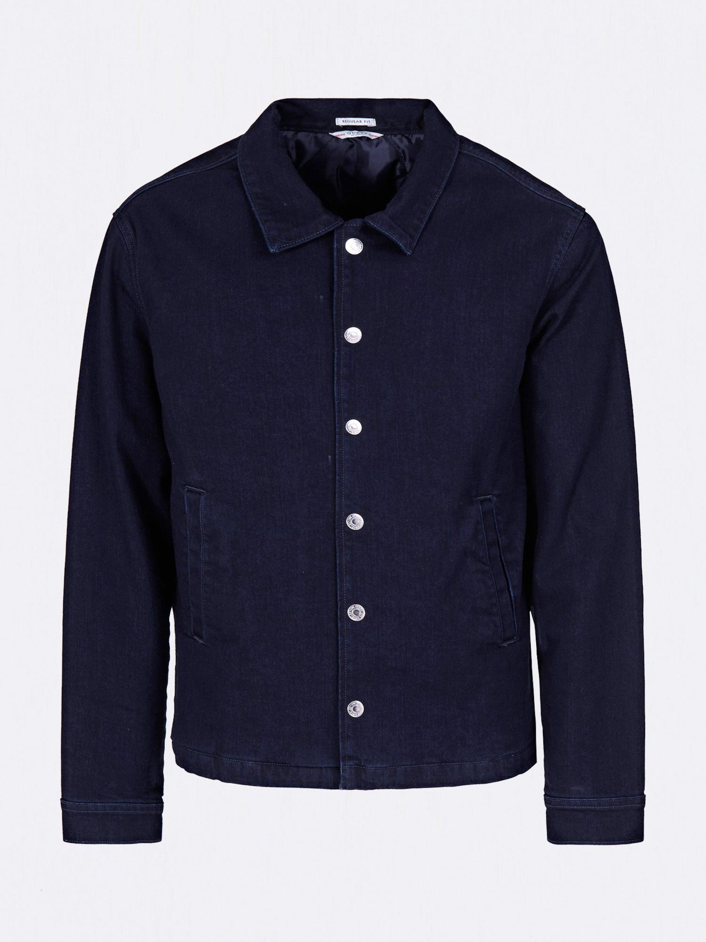 In Blau Guess Guess Jacke Guess Jacke In Blau In Jacke qGVpUzMS