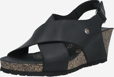 PANAMA JACK Sandały 'Valeska' w kolorze czarnym, Podgląd produktu