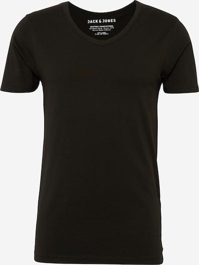 JACK & JONES T-Shirt in schwarz, Produktansicht
