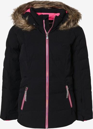 SPYDER Skijacke 'Atlas' in schwarz, Produktansicht