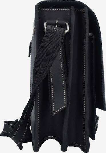 GREENBURRY Posttasche in schwarz, Produktansicht