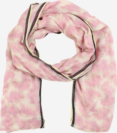 Mască de stofă BeckSöndergaard pe gri deschis / roz, Vizualizare produs