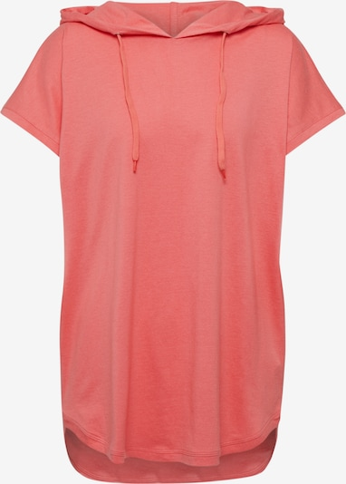 Urban Classics Curvy Shirt in lachs: Frontalansicht