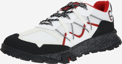 TIMBERLAND Sneakers laag 'Garrison' in de kleur Zwart / Wit, Productweergave