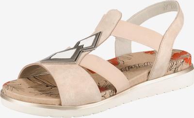 RIEKER Sandalen in puder, Produktansicht