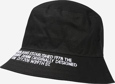 Calvin Klein Jeans Hut 'CKJ EST BUCKET' in schwarz, Produktansicht