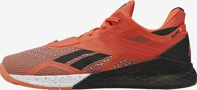 REEBOK Schuh in orange, Produktansicht