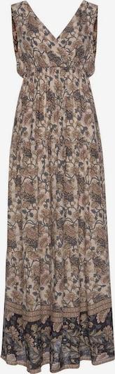 LASCANA Letní šaty - písková / noční modrá, Produkt