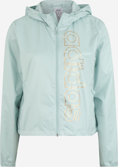 ADIDAS PERFORMANCE Sportjacke 'W E BRANDED WB' in mint, Produktansicht