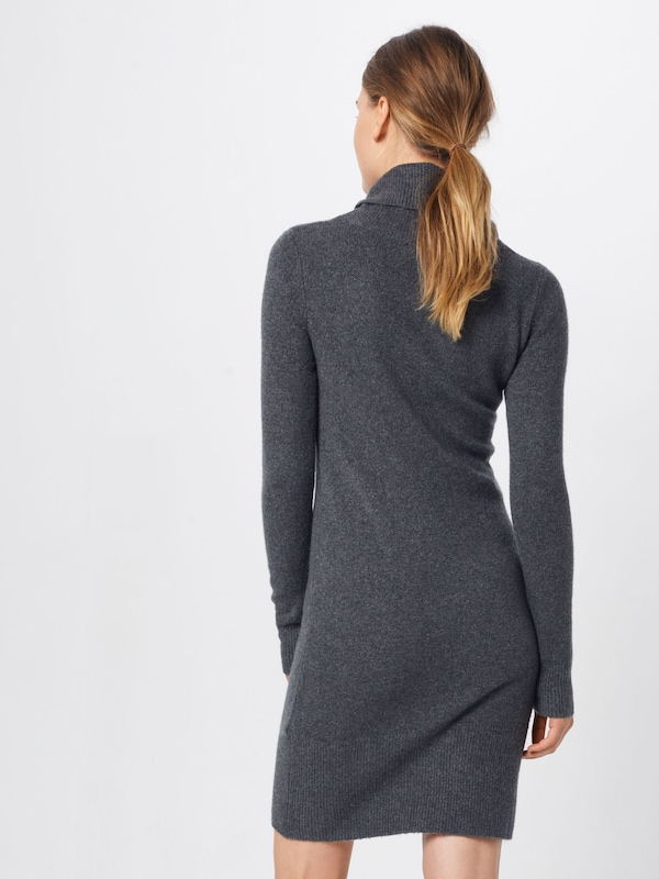 Chiné En Tom Tailor Gris Robes Maille NPZnkO80Xw