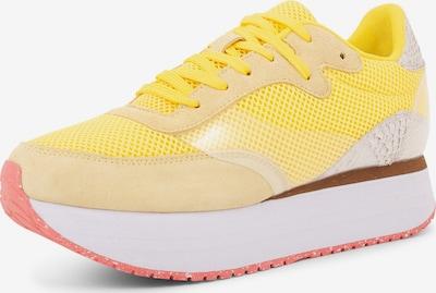 WODEN Sneakers ' Linea ' in gelb, Produktansicht