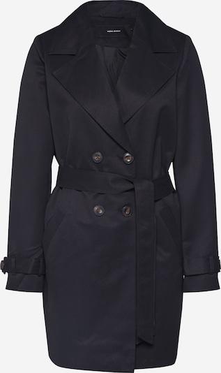 VERO MODA Trenchcoat 'VMBERTA' in schwarz, Produktansicht