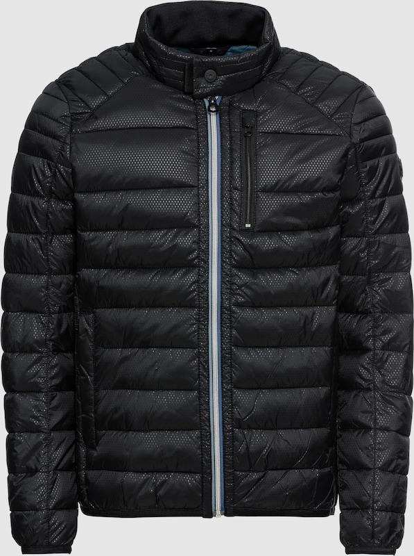 S.Oliver rot LABEL Jacke in schwarz  Große Preissenkung