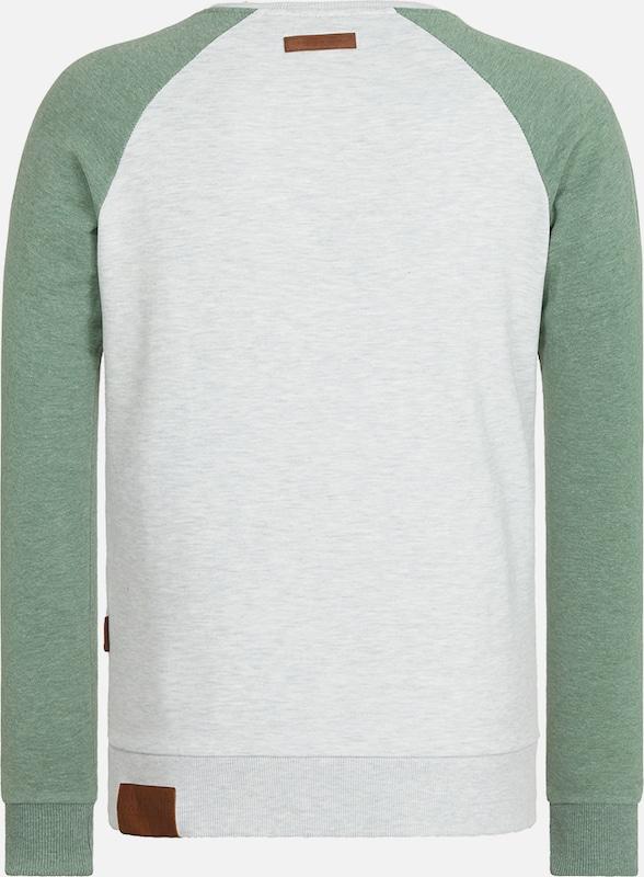naketano Male Sweatshirt 'The Jordan Rules II'