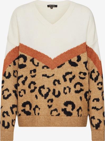 MORE & MORE Pullover in camel, Produktansicht