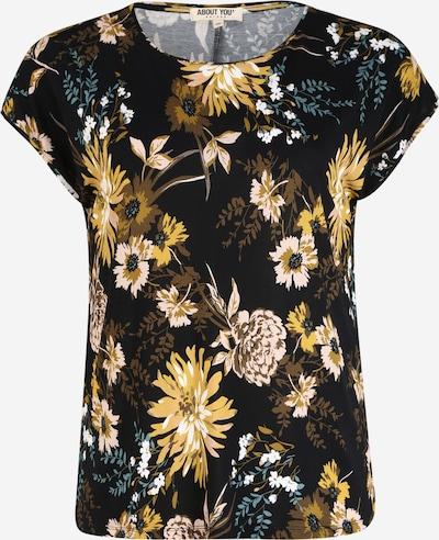 ABOUT YOU Curvy Shirt'Fergie' in mischfarben / schwarz, Produktansicht