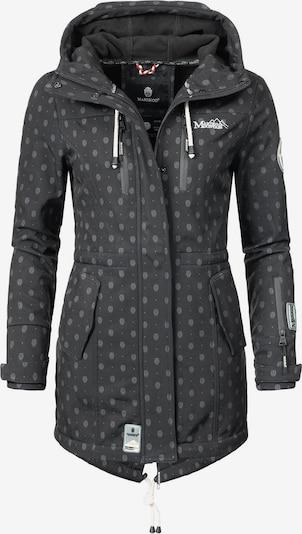 MARIKOO Raincoat 'Zimtzicke' in Black, Item view