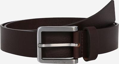 Cintura Calvin Klein di colore marrone scuro, Visualizzazione prodotti