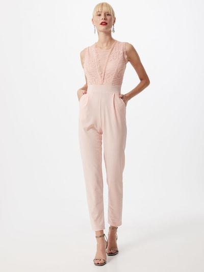 WAL G. Overal - pink, Model/ka
