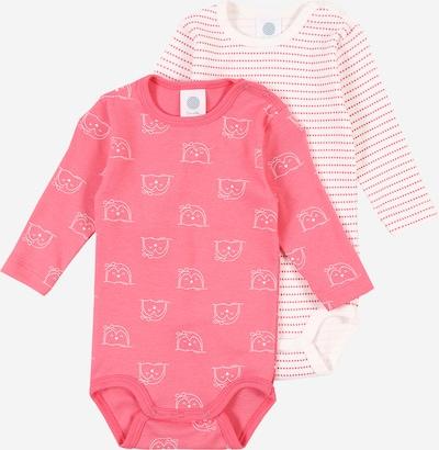 SANETTA Body in pink / weiß, Produktansicht