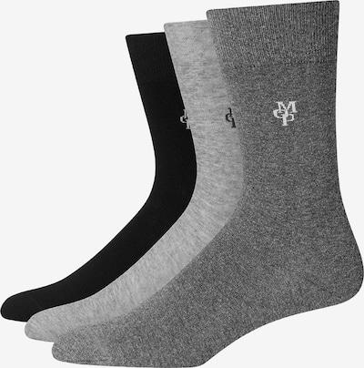 Marc O'Polo Socken ' Ida ' in schwarz, Produktansicht