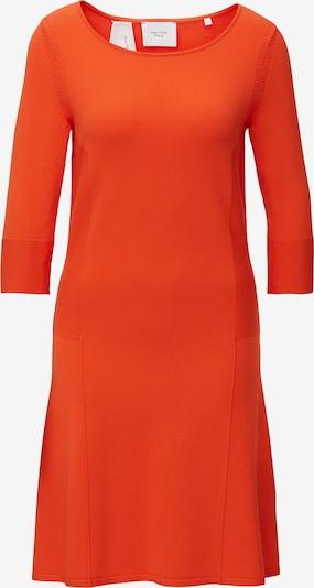 Marc O'Polo Pure Gebreide jurk in de kleur Neonoranje, Productweergave