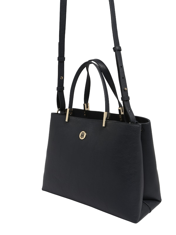 TOMMY HILFIGER Tasche in dunkelblau | ABOUT YOU