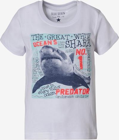 BLUE SEVEN T-Shirt in weiß, Produktansicht