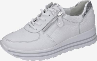 WALDLÄUFER Schnürschuhe in weiß, Produktansicht