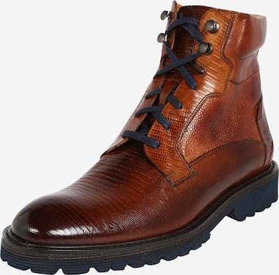 MELVIN & HAMILTON Lace-up boot 'Trevor 25' in cognac, Item view