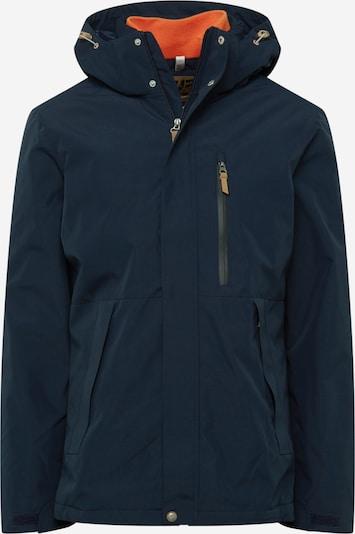 ICEPEAK Outdoor jakna 'ALLSTED' u morsko plava, Pregled proizvoda