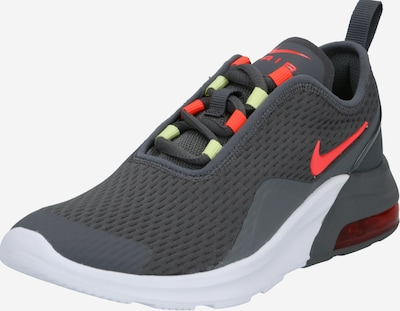 Nike Sportswear Baskets 'Air Max Motion 2' en jaune / gris / rouge, Vue avec produit