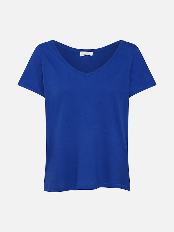 American T shirt En 'bipcat' Vintage Bleu 77rxqEO5wT
