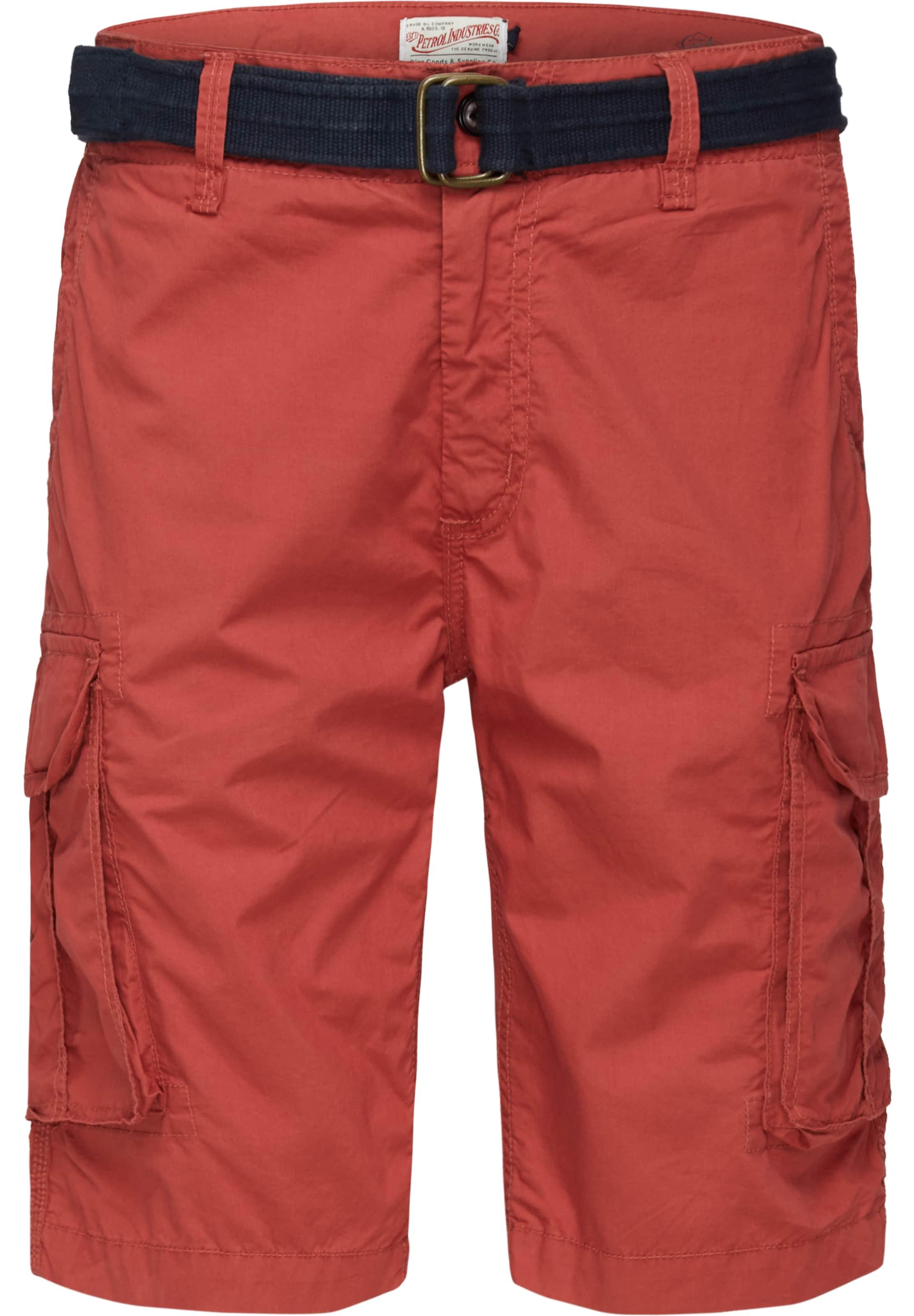 In Shorts Shorts Pastellrot In Petrol Industries Petrol Industries txroBQshdC