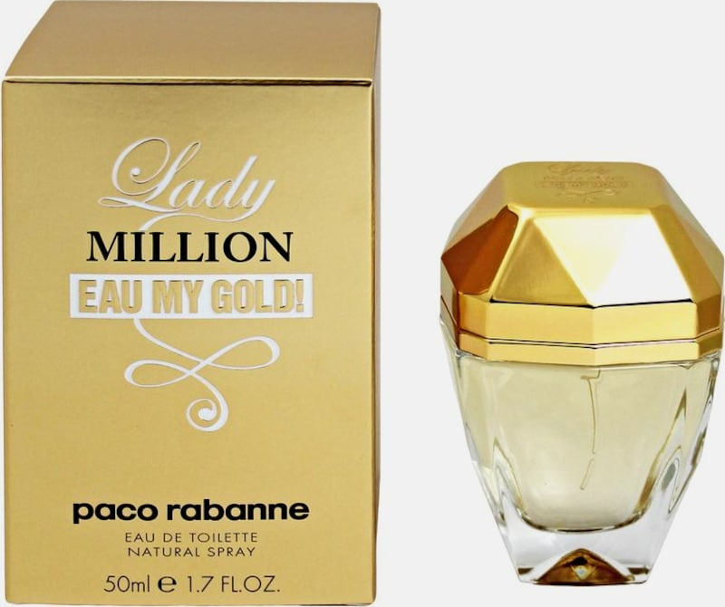 paco rabanne 'Lady Million Eau My Gold', 50ml Eau de Toilette