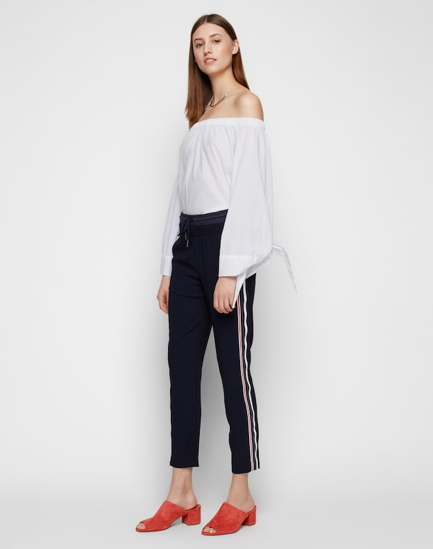 mbym Off-Shoulder Top 'Monday'