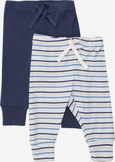 GAP Hose in blau / hellgrau / weiß, Produktansicht