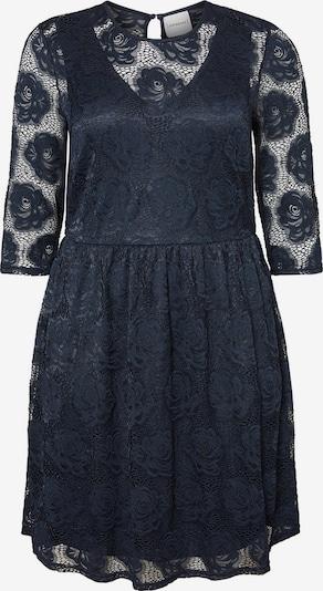 Junarose Gewebtes Kleid in dunkelblau, Produktansicht