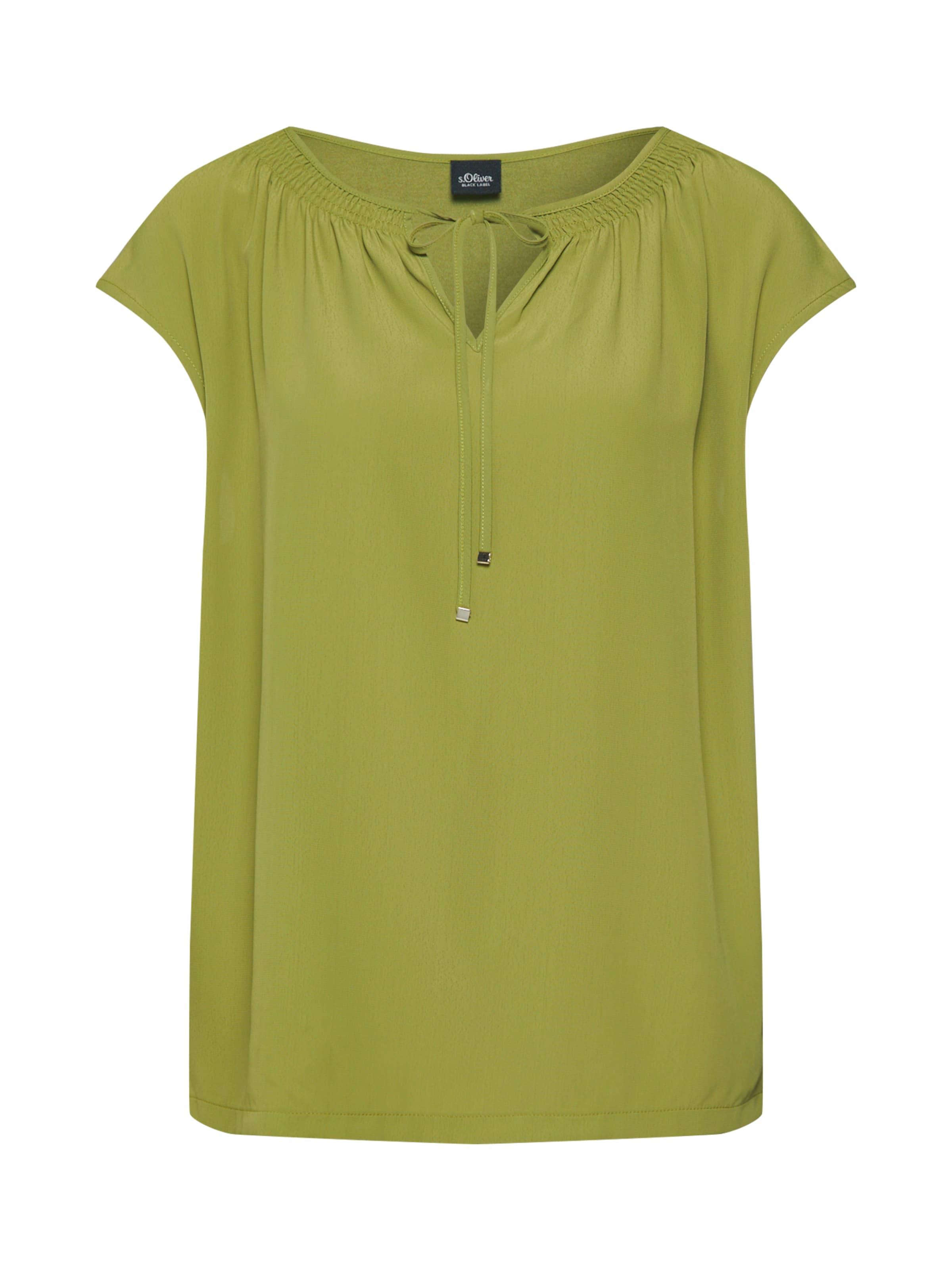 Black Label S T Kaki shirt oliver En 9eWEIYbDH2