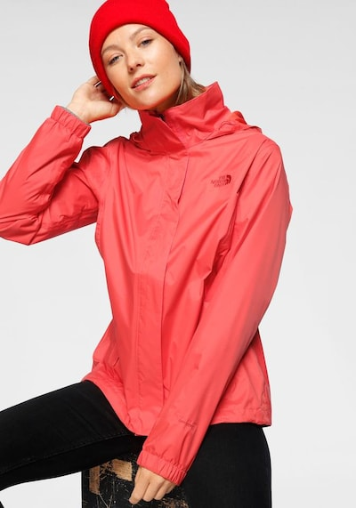 THE NORTH FACE Outdoorjacke 'Resolve 2' in koralle: Frontalansicht