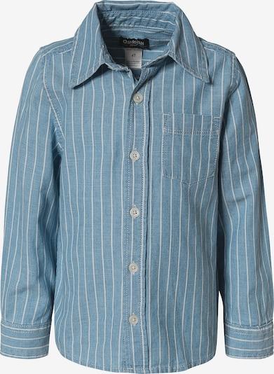 OshKosh Hemd in blau / weiß, Produktansicht
