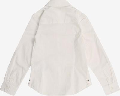 TOMMY HILFIGER Hemd in weiß: Rückansicht