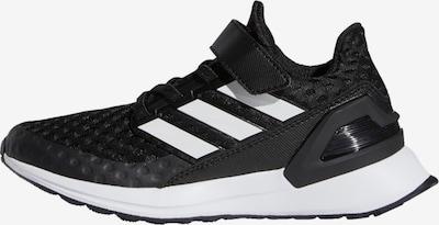 ADIDAS PERFORMANCE Športni čevelj 'Rapidarun' | črna / bela barva, Prikaz izdelka