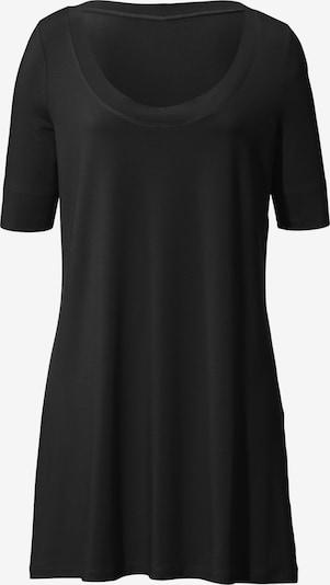 Anna Aura Oversized shirt in de kleur Zwart, Productweergave