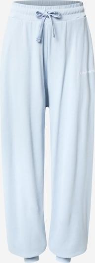 NU-IN Háremové nohavice 'Stay Positive' - dymovo modrá, Produkt