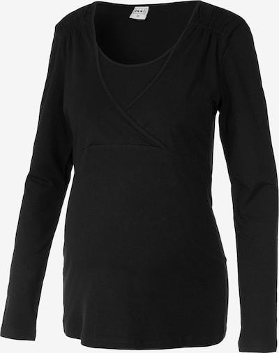 OGGI Shirt in schwarz, Produktansicht
