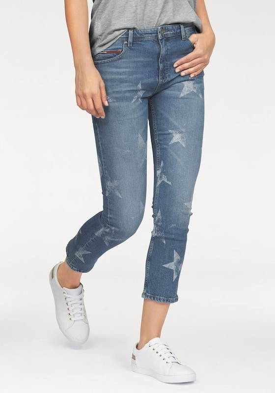 Tommy Jeans Straight-Jeans 'Lana'